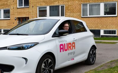 New tenants will receive a gift certificate for our shared electric car.